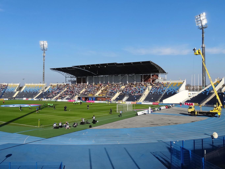 ME U-21 2017 Bydgoszcz Stadion im. Z. Krzyszkowiak