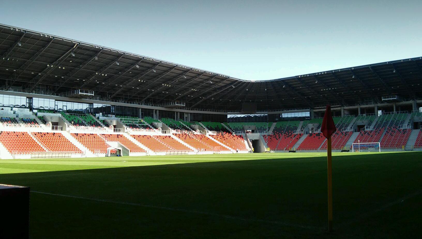 ME U-21 2017 Tychy Stadion Miejski