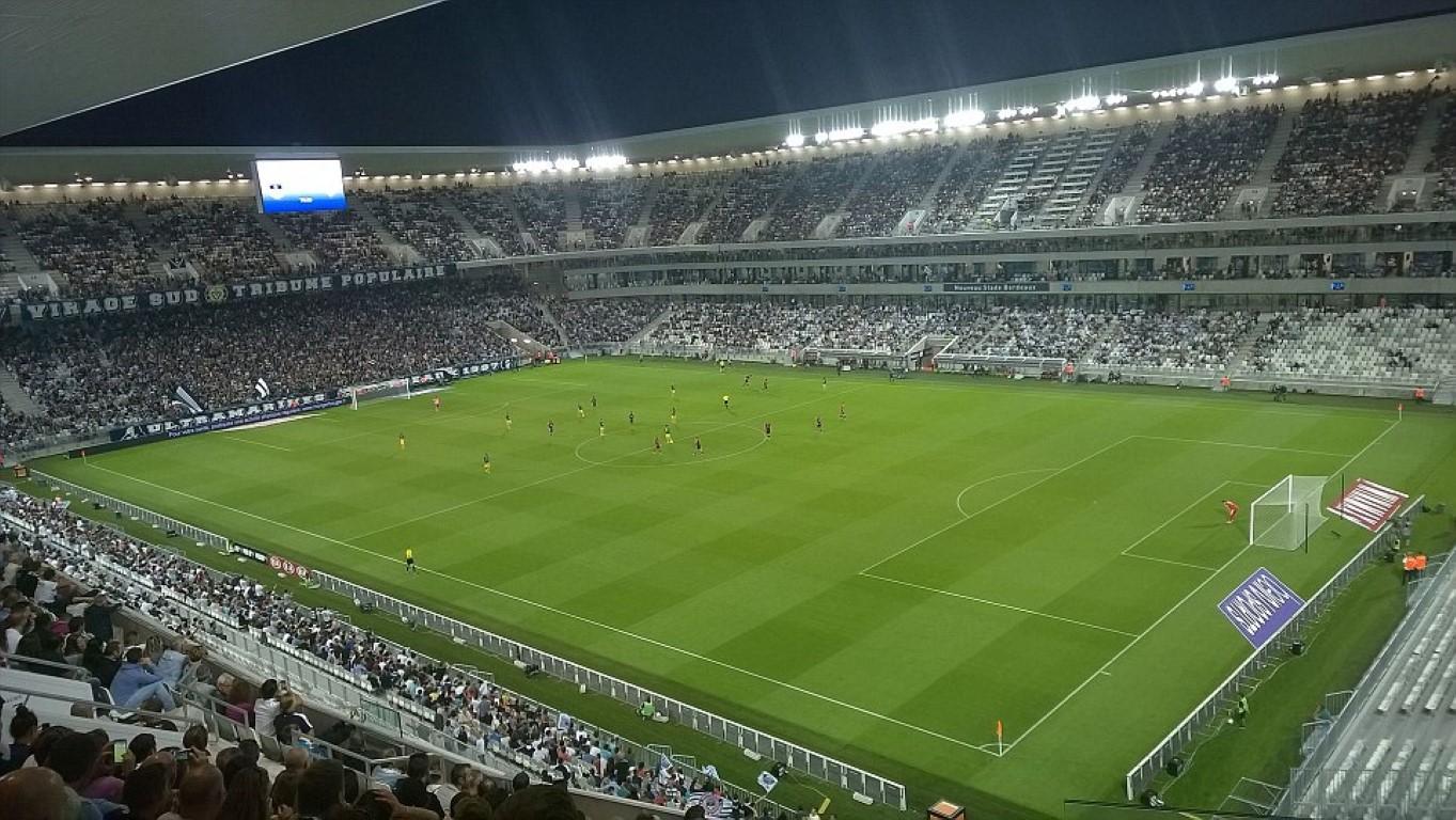 ME 2016 BORDEAUX Stade de Bordeaux
