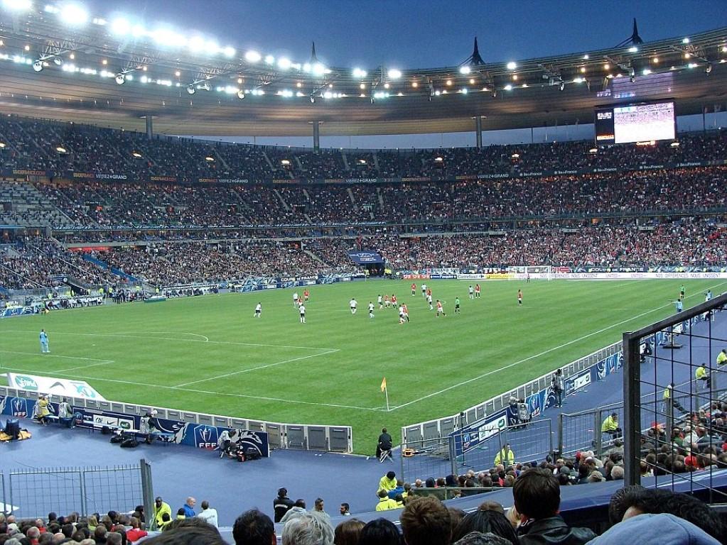 ME 2016 SAINT-DENIS Stade de France