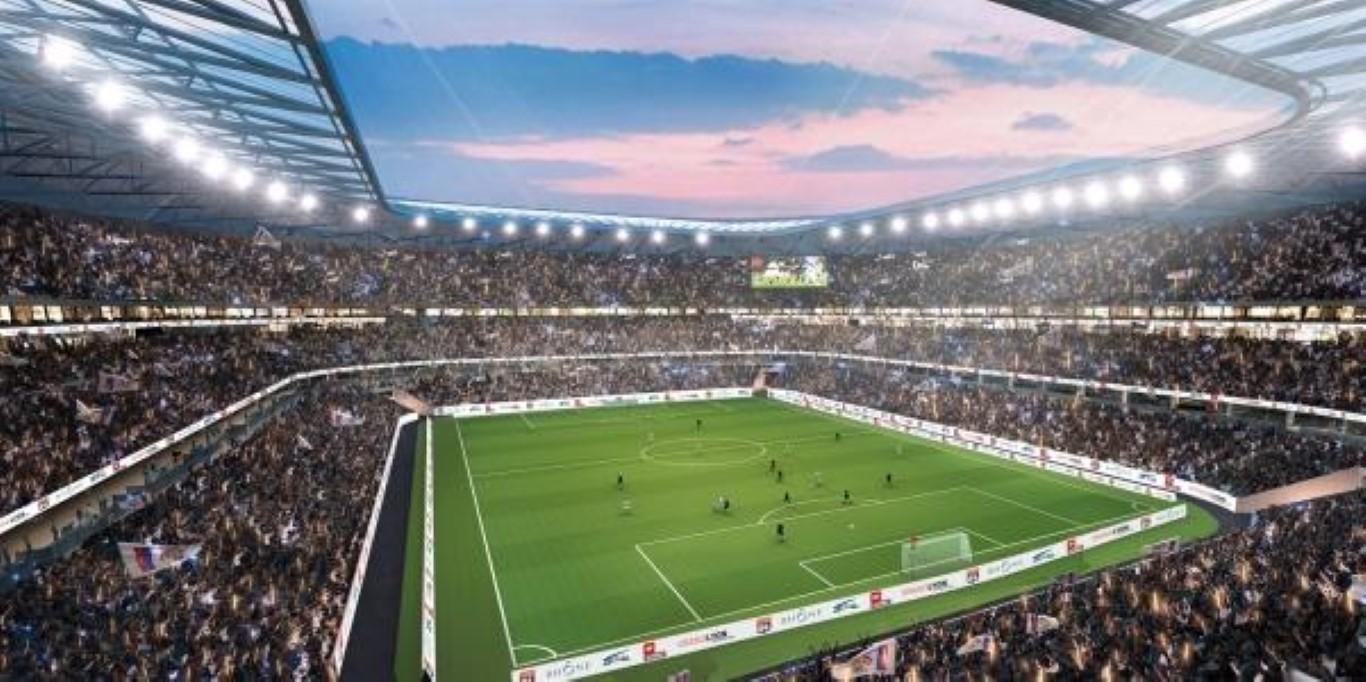 ME 2016 LYON Stade de Lyon