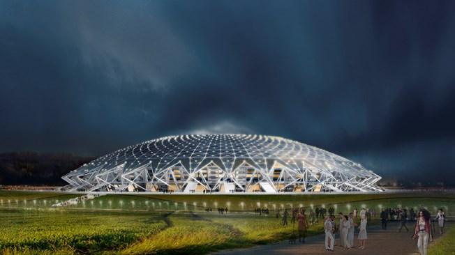 MŚ 2018 Samara: Samara Arena