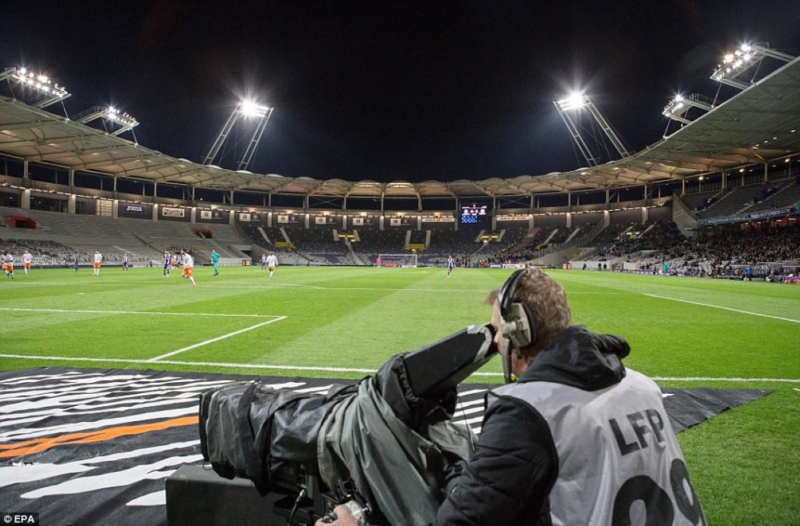ME 2016 TOULOUSE Stadium de Toulouse