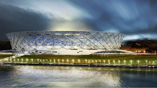 MŚ 2018 Wołgograd: Wołgograd Arena