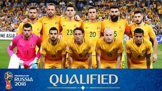 zdjęcie zespołu dla Australia (2018)