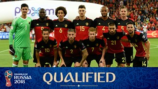 zdjęcie zespołu dla Belgia (2018)