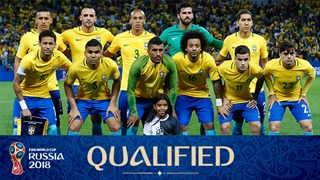 zdjęcie zespołu dla Brazylia (2018)