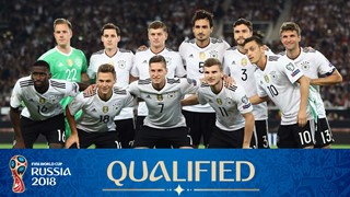 zdjęcie zespołu dla Niemcy (2018)