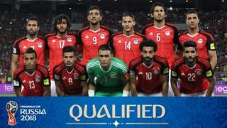 zdjęcie drużyny dla Egipt (2018)