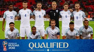 zdjęcie zespołu dla Anglia (2018)