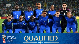 zdjęcie zespołu dla Francja (2018)