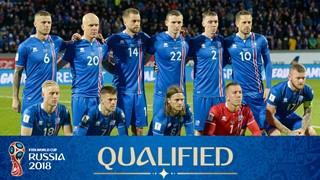 zdjęcie drużyny dla Islandia (2018)