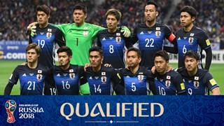 zdjęcie drużyny dla Japonia (2018)