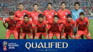 zdjęcie zespołu dla Korea Płd. (2018)