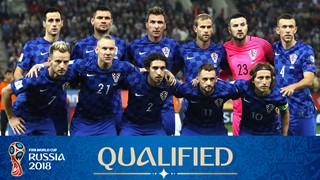 zdjęcie zespołu dla Chorwacja (2018)