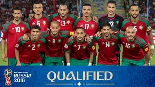 zdjęcie drużyny dla Maroko (2018)