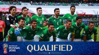 zdjęcie zespołu dla Meksyk (2018)