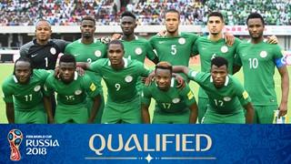 zdjęcie zespołu dla Nigeria (2018)