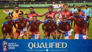 zdjęcie drużyny dla Panama (2018)