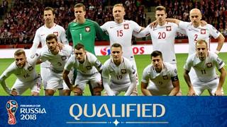 zdjęcie drużyny dla Polska (2018)