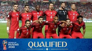 zdjęcie zespołu dla Portugalia (2018)