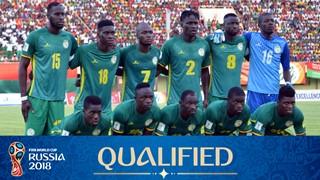 zdjęcie zespołu dla Senegal (2018)