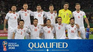 zdjęcie drużyny dla Serbia (2018)