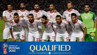 zdjęcie drużyny dla Tunezja (2018)