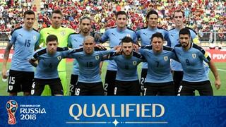 zdjęcie zespołu dla Urugwaj (2018)