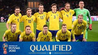 zdjęcie zespołu dla Szwecja (2018)