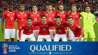 zdjęcie zespołu dla Szwajcaria (2018)