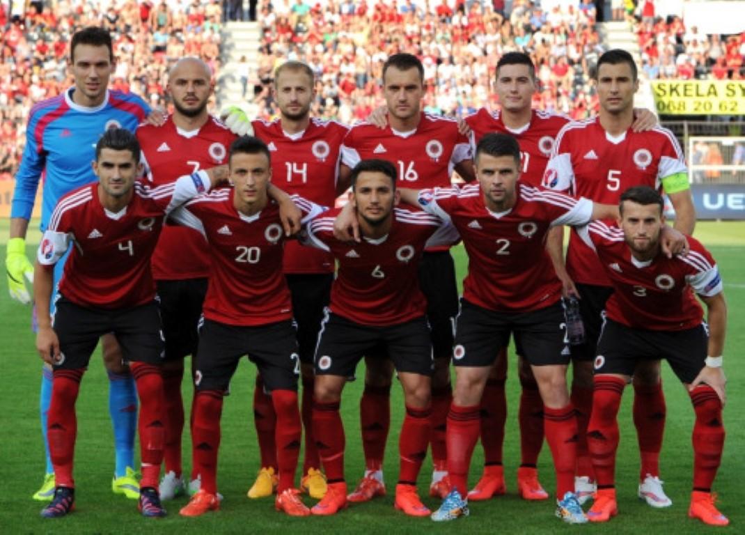 zdjęcie drużyny dla Albania