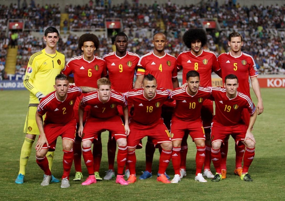 zdjęcie zespołu dla Belgia