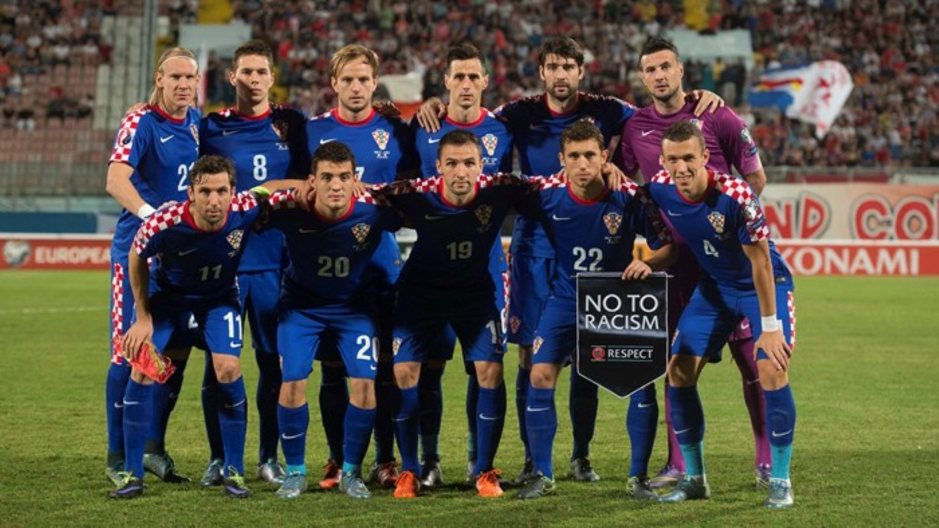 zdjęcie zespołu dla Chorwacja