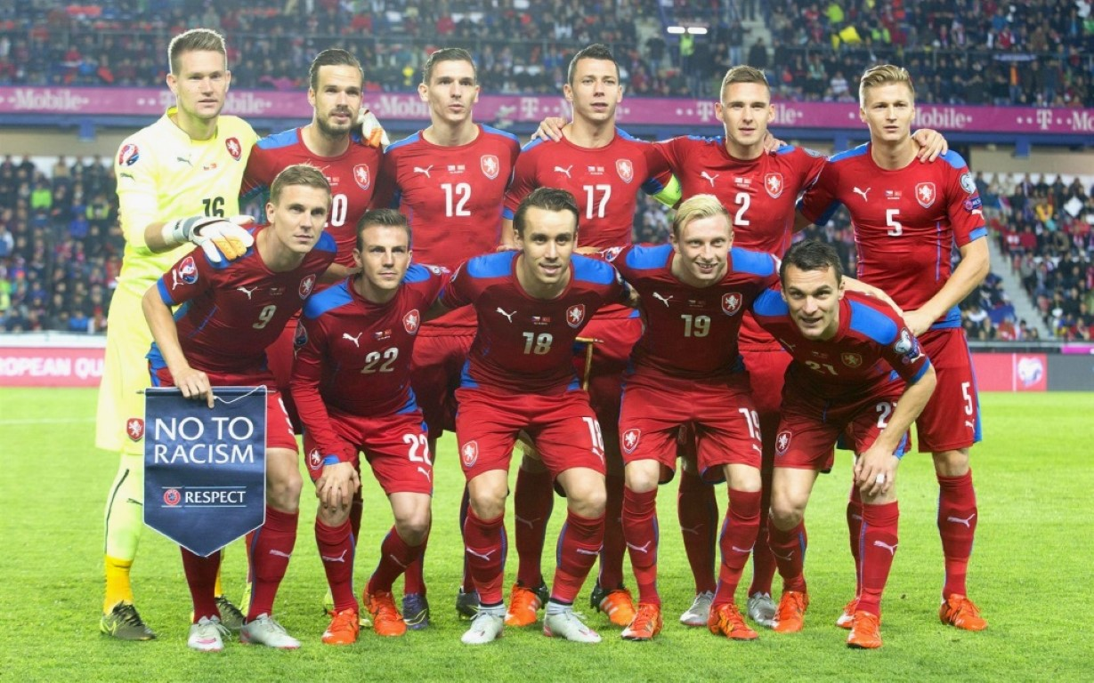 zdjęcie drużyny dla Czechy