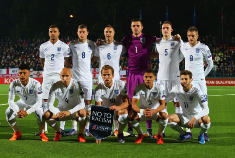 zdjęcie zespołu dla Anglia