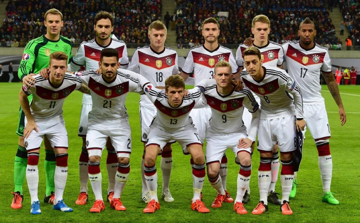 zdjęcie zespołu dla Niemcy