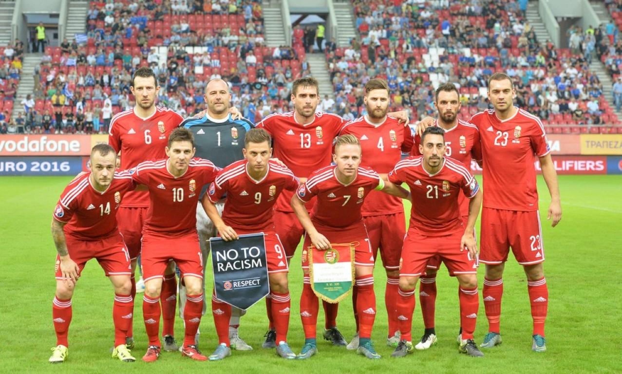 zdjęcie drużyny dla Węgry