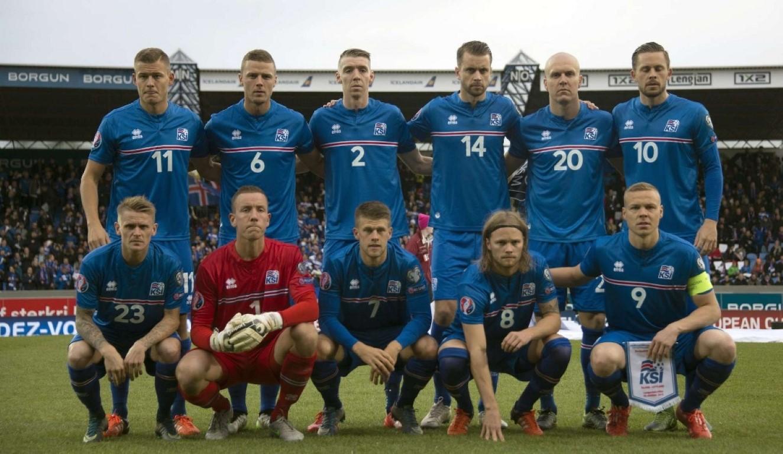 zdjęcie drużyny dla Islandia