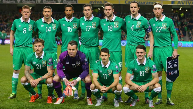 zdjęcie drużyny dla Irlandia