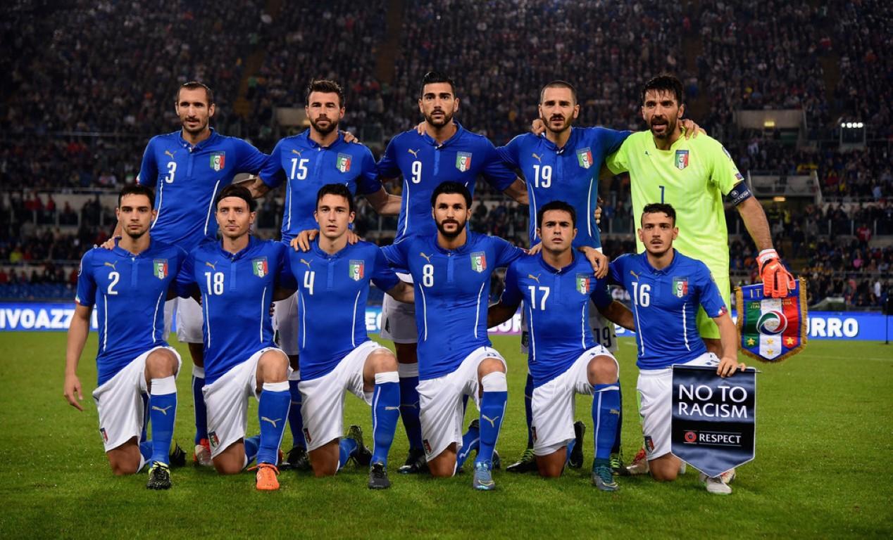 zdjęcie drużyny dla Włochy