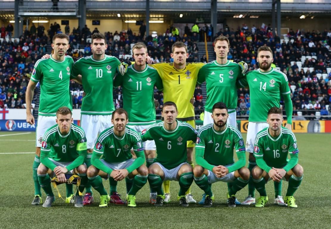 zdjęcie zespołu dla Irlandia Płn