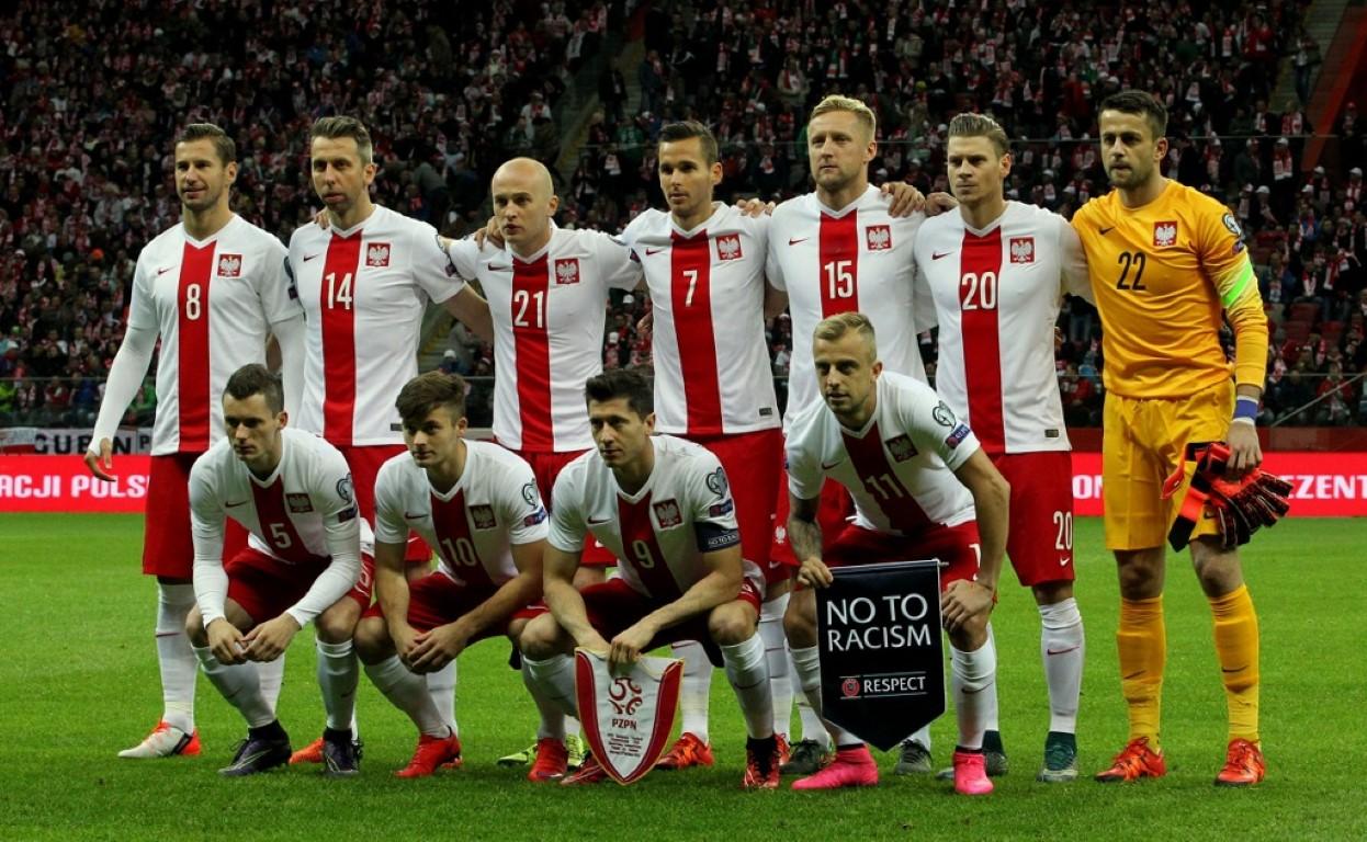 zdjęcie drużyny dla Polska