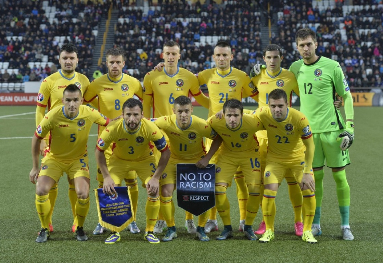 zdjęcie zespołu dla Rumunia