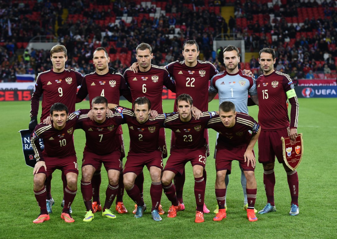 zdjęcie drużyny dla Rosja