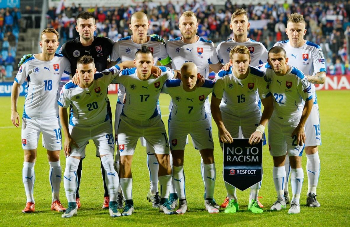zdjęcie zespołu dla Słowacja