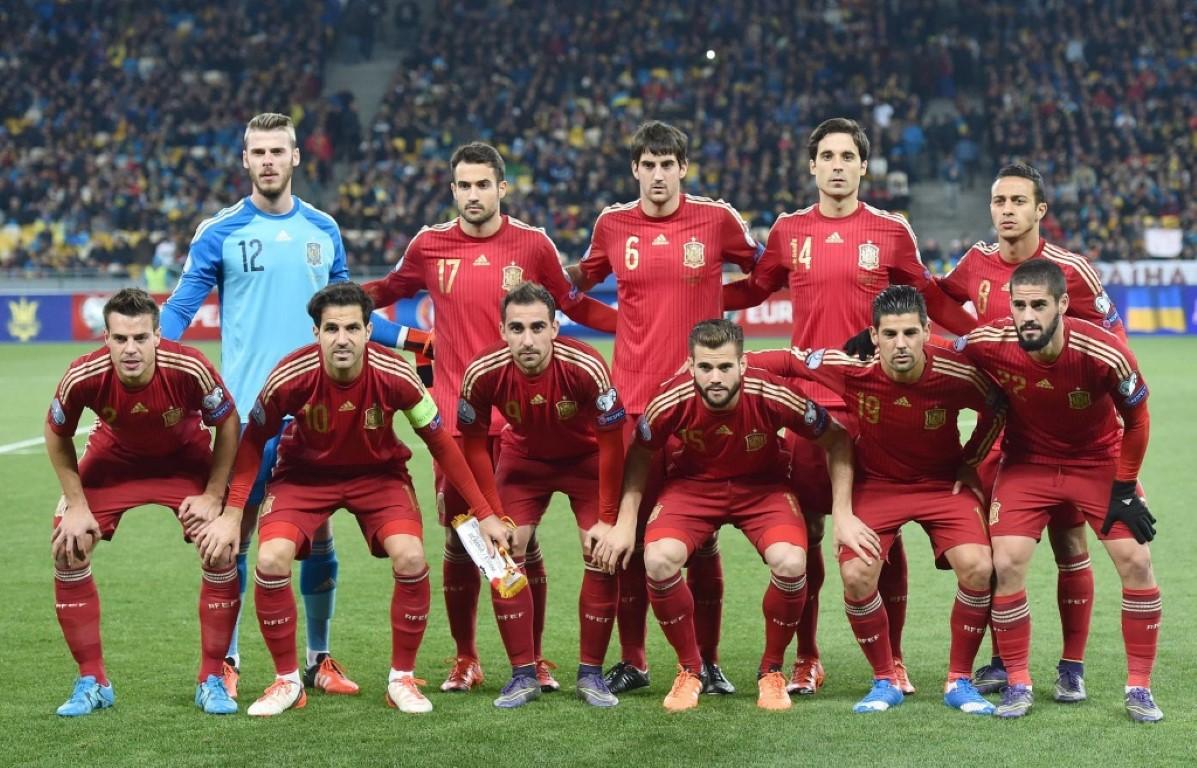 zdjęcie drużyny dla Hiszpania