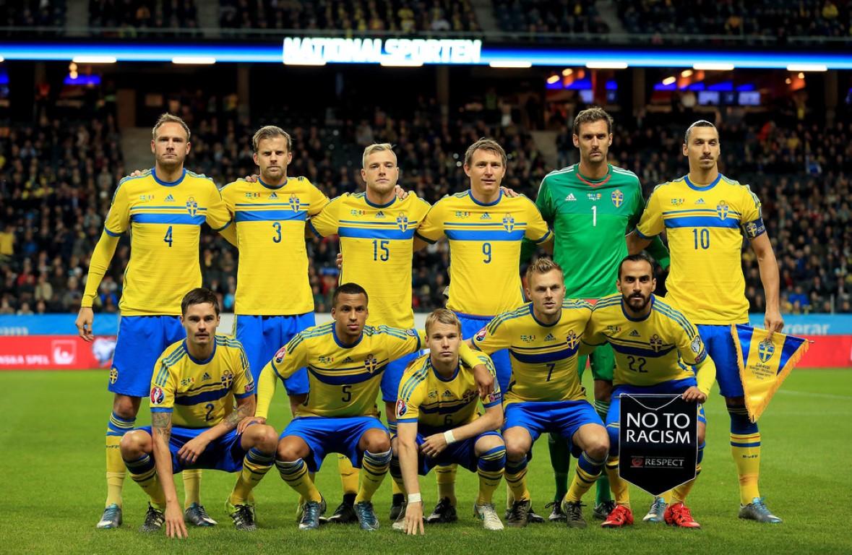 zdjęcie drużyny dla Szwecja