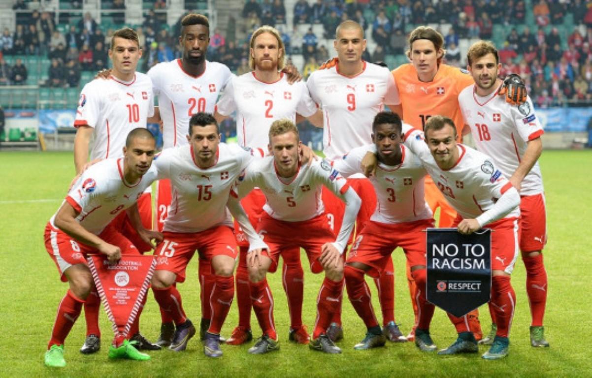 zdjęcie zespołu dla Szwajcaria